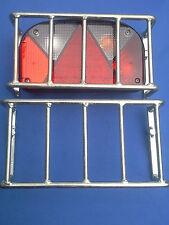 Rückleuchten  Anhänger Gitterschutz f Rückleuchten  Anfahrschutz