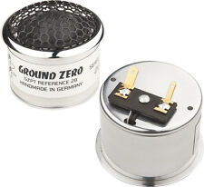 GROUND ZERO Coppia tweeter GZPT Reference 28 Sound Quality Made in Germany