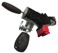 RENAULT TRAFIC - VAUXHALL / OPEL VIVARO Custom  Lock set  with Two Fob Keys