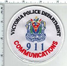 Victoria Police Department (Canada) 911 Communications Shoulder Patch