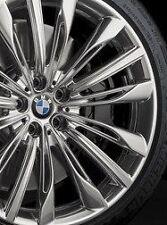 BMW OEM Black Design Front Caliper Pair For G11 G12 7 Series 2016+ Brand New