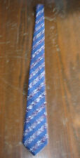 """Striped Necktie By Parrish (58"""" LONG)"""