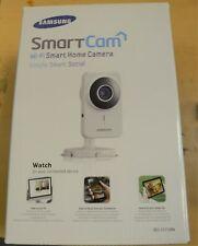 Samsung Smart Cam SEC-C1210BN Wi-Fi SImple Social Smart Home Camera Smartphone