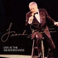 "FRANK SINATRA ""LIVE AT MEADOWLANDS"" CD NEU"