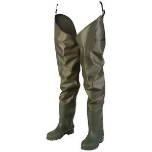 Daiwa Nylon Hip Waders - Fishing Clothing
