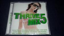 THRIVE MIX 5 Usher, Tiesto, David Guetta, Britney Spears, uva Pop/Dance CD NEU!!