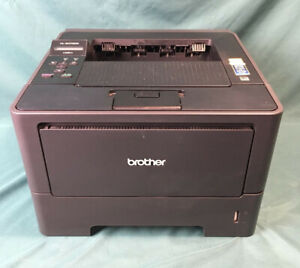 Brother HL-5470DW Wireless USB Monochrome Workgroup Laser Printer w/ Toner