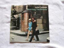 "Vintage Beatle 45 Vinyl John Lennon Yoko Ono Geffen ""Watching the Wheels"" New"