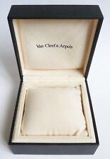 Grand écrin boite pour bracelet ou montre VAN CLEEF & ARPELS  VCA