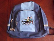 Tintin Rucksack / Backpack - Coke En Stock - The Red Sea sharks - 1999
