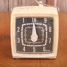 Vintage General Electric Kitchen ~ Darkroom Wind-up Mechanical Timer ~ Works