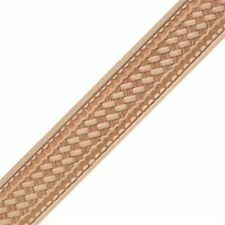 Embossed Basketweave Belt Blank 4594-00 by Tandy Leather
