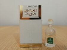 Guerlain Imperiale for Women 7.5 ml EDC NEW MINIATURE MINI RARE FRAGRANCE