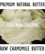 4oz Premium Organic CHAMOMILE BUTTER RAW NATURAL Cold Pressed COSMETIC 1/4 Lb