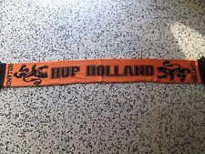 d3 sciarpa OLANDA football federation association scarf bufanda schal holland