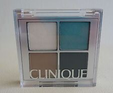 1x CLINIQUE all about shadow Eye Shadow Quad Palette, Brand New!