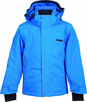 BERGANS Storm Childs Winter SKI SNOW JACKET Blue 92cm 2yrs NEW