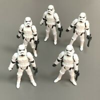 """Lot 5x 3.75"""" Star Wars Stormtroopers OTC Trilogy Action Figure Boy Toy xmas gift"""