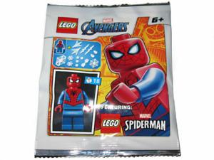 Lego - Marvel Avengers - Spider-Man - Foil Pack - 242001 - New & Sealed - sh546