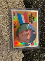 2019 Topps CHROME CARL YASTRZEMSKI Iconic Rookie Reprint TGCR15 Target Exclusive