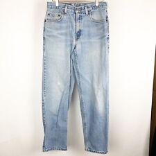 Levi's 30 x 30 Men's Relaxed Straight Leg Denim Jeans