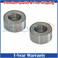 Set :2 New Front LH and RH Wheel Hub Bearings for Acura CL TL Honda Accord Civic