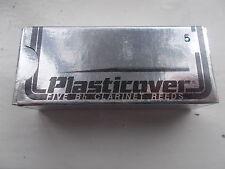 Rico Plasticover Clarinete Bb lengüetas Pack De 5 fuerza # 5.0 Envío Gratis Reino Unido