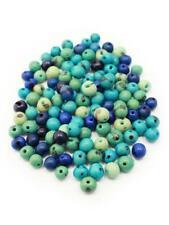 50 pièces Acai perles vert Mix Brésil
