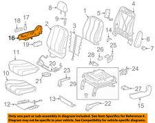 TOYOTA OEM 11-14 Sienna Front Seat-Cushion Shield Right 7181108011B0