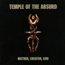 Temple of the assurdo-Mother, Creator, God Holy Moses 2cd NUOVO