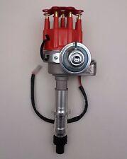 PONTIAC RED Small Cap HEI Ready to Run Distributor 301,326,350,389,400,428,455