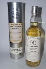 WHISKY SIGNATORY VINTAGE ISLE OF JURA 1988 LIMITED EDITION 15 YEARS OLD 70cl.