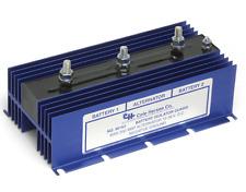 200A Split Charger for 2 Batteries, 1 Alternator