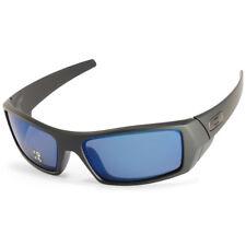 Oakley Gascan OO9014 26-244 Matte Black/Ice Blue Iridium Polarised Sunglasses
