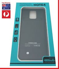 External Power Bank Battery Charger Case Samsung S4 5 Note 3 4 4800 mAh