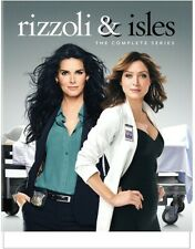Rizzoli & Isles: The Complete Series (DVD)