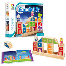 Camelot Jr, an Award-Winning, Brain Challenging Fun by SmartGames, Ages 4+