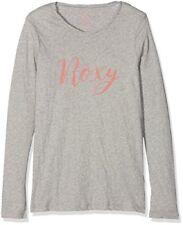 Vêtements gris ROXY pour fille de 2 à 16 ans en 100% coton