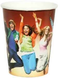 High School Musical  (8) Party 9 oz. Cups Birthday Party Supply Decoration