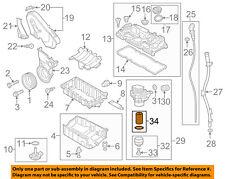 VW VOLKSWAGEN OEM 14-15 Beetle Engine-Oil Filter 03N115562