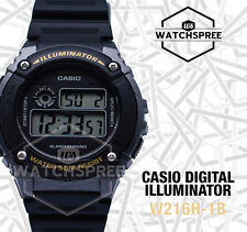 Casio Standard Digital Watch W216H-1B