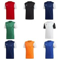 Adidas Estro Boys T Shirt Kids Football T-Shirt Sports Junior Soccer Tops