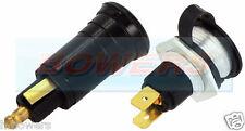 12V / 24V UNIVERSALE MASCHIO & FEMMINA DIN Accessorio Power Plug & Socket 16A come HELLA