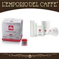 Caffè illy Iperespresso Tostatura Media Rossa 108 Capsule Cialde -100% Originale