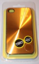 WOW iPhone 4/4s Cellphone Case Metallic Gold