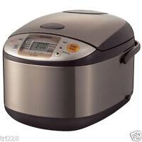 Zojirushi NSTSC18 10 Cups Micom Rice Cooker & Warmer NEW **FREE GIFT** NS-TSC18