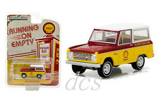 GREENLIGHT RUNNING ON EMPTY SERIES 2 1967 FORD BRONCO SHELL 1/64 CAR 41020-B