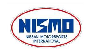 2x Nismo Motorsport stickers/ decals