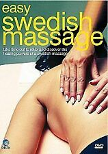 Easy Swedish Massage (Health, Fitness, Exercise, Well Being) [DVD], DVD | 502495