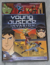 Young Justice: Invasion Destiny Calling - Season Two, Part 1 - DVD Box Set